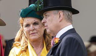 Sarah Ferguson ciągle trzyma się blisko byłego męża