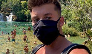 """Koronawirus w Chorwacji. Polak na wakacjach: """"Nie boję się zakażenia koronawirusem, jednak staram się zachowywać wszelkie środki ostrożności, żeby swoim zachowaniem nie wpłynąć na zdrowie innych"""""""