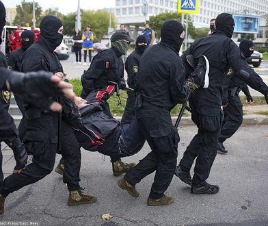 Białoruś. Protesty trwają od 9 sierpnia