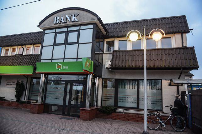 SK Bank upadł z powodu wyłudzeń kredytów