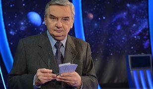 """Koniec """"Jednego z dziesięciu""""? Produkcja potwierdza problemy, a Tadeusz Sznuk komentuje"""