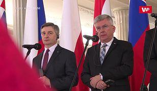 Były kolega Kuchcińskiego ostro komentuje loty marszałka rządowym samolotem