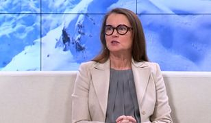 Monika Jaruzelska, zapowiadając start w wyborach samorządowych, nie odniosła się do aktualnych problemów Warszawy