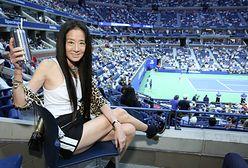 Vera Wang ma 70 lat, a ubiera się jak nastolatka. Uwagę zwracają chudziutkie nogi