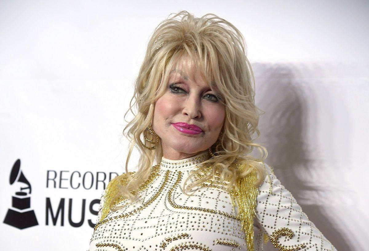 Dolly Parton zadrwiła z antyszczepionkowców