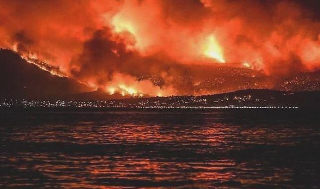 Horror w Grecji. Rozmawiamy z Polkami, które były w miejscach trawionych przez ogień