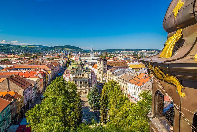 Niezwykłe miasto blisko Polski. Słowacka perła czeka na odkrycie