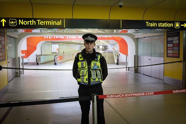 Wywołał alarm bombowy, żeby nie spóźnić się na samolot