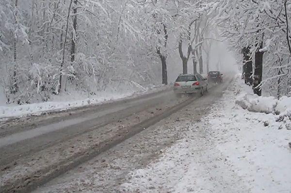 Kamienna góra pod śniegiem - film