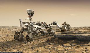 Misja NASA na Marsa. Tak wygląda łazik Perseverance