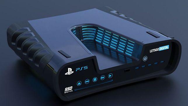 PlayStation 5 jak gadżet z lat 80. Taki będzie w sklepach? Nie ma na to szans