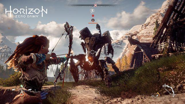 Konkurs: zaprojektuj własną maszynę z Horizon Zero Dawn i wygraj PS4