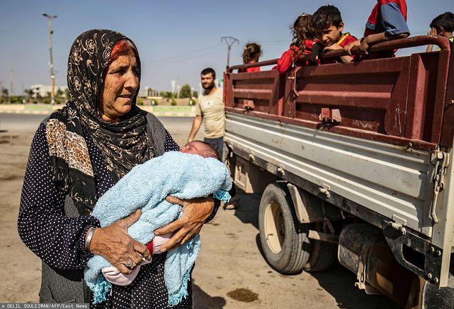 Bliski Wschód. MSZ Turcji: Ofensywa nie wykroczy poza 30 km w głąb Syrii