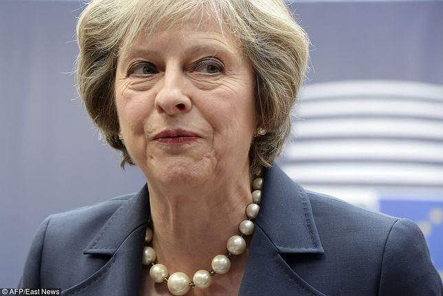 Premier W. Brytanii Theresa May