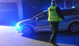 Śląskie. Zatrzymali kierowcę w Czeladzi. W efekcie policyjna eskorta na porodówkę