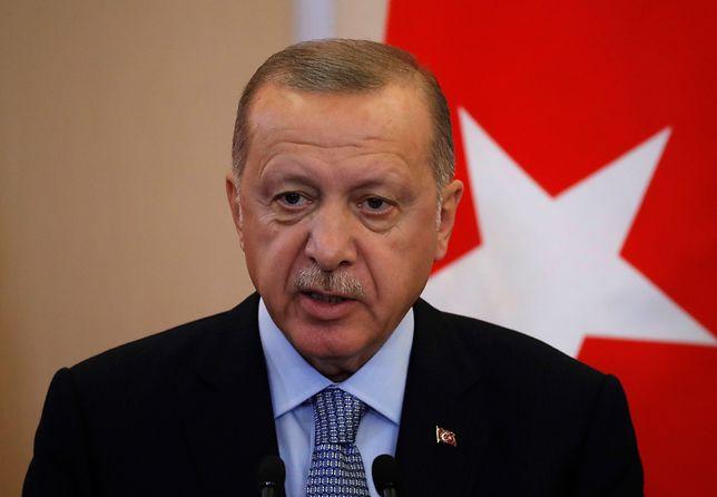 Erdogan grozi UE ws. tzw. Państwa Islamskiego, migrantów i Cypru