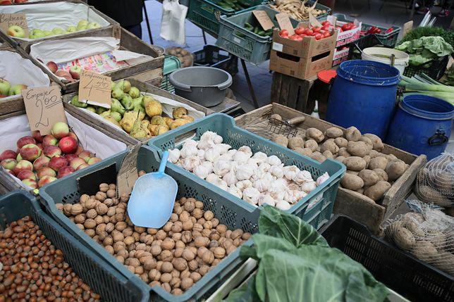 Ceny warzyw wyhamowały. Ziemniaki i cebula potanieją
