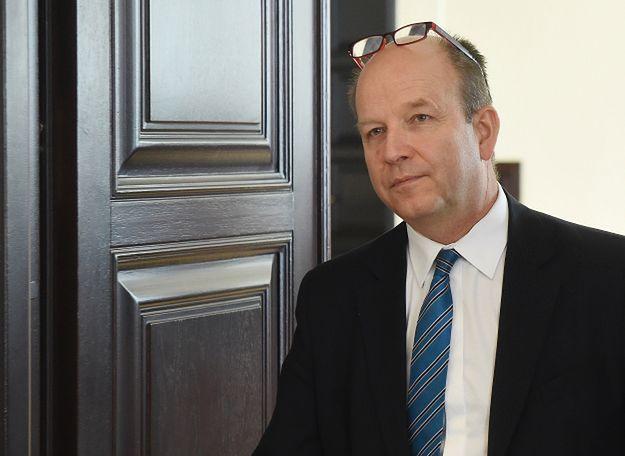 Konstanty Radziwiłł: dorabianie się fortun w publicznej służbie zdrowia to jest rzecz wątpliwa
