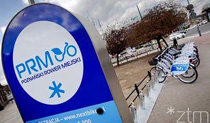 W tym roku w Poznaniu pojawią się 24 kolejne stacje rowerów miejskich. Wkrótce będzie można wypożyczać jednoślady bez rejestracji