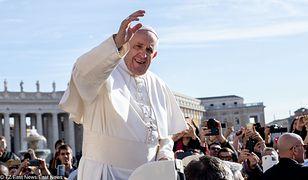 """""""Dobry przykład kultury spotkania"""" - powiedział papież Franciszek"""
