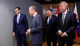 Niemiecki dziennik opisuje aspiracje Polski i Węgier w Unii Europejskiej
