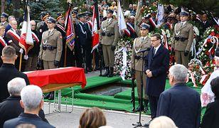 Mateusz Morawiecki pożegnał ojca - Kornela Morawieckiego.
