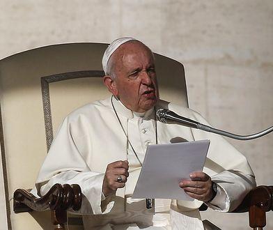 Franciszek podczas audiencji generalnej przypomniał, że dziś przypada 41. rocznica wyboru Jana Pawła II