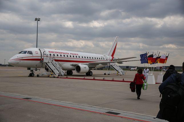 Samolot dla VIP-ów