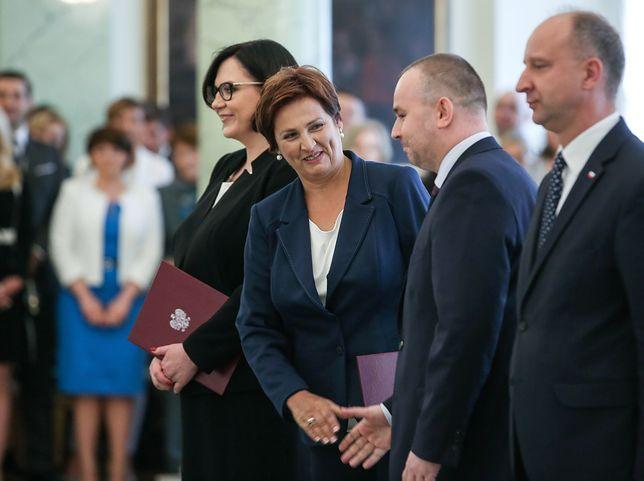 Halina Szymańska, nowa szefowa Kancelarii Prezydenta RP