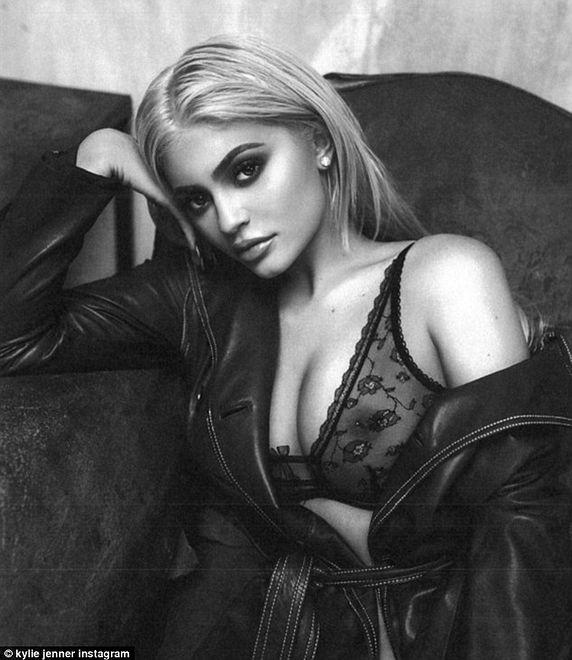 Kylie Jenner rusza z własną marką ubrań!