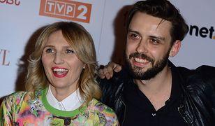 Reni Jusis i Tomasz Makowiecki w 2014 roku