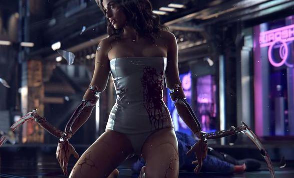 """Najnowszy pokaz """"Cyberpunk 2077"""". Byliśmy i zbieramy szczęki z podłogi [WIDEO]"""