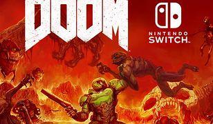 """Aż trzy odsłony serii """"Doom"""" trafią na Nintendo Switch"""