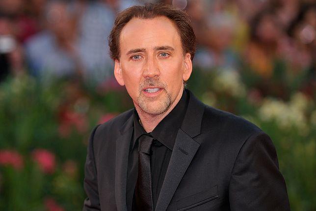 Nicolas Cage ma być Ronaldem Reaganem
