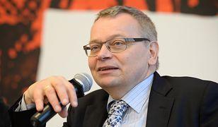 Tadeusz Zysk jest czołowym polskim wydawcą literatury