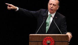 Recep Tayyip Erdogan oskarża UE o popieranie terroryzmu