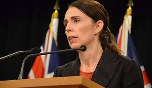 Jacinda Ardern informuje, że napastnik był Australijczykiem
