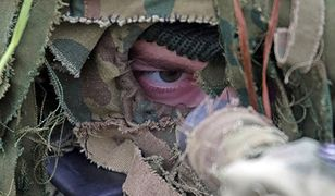 Rosyjscy marines ćwiczą odpieranie desantu koło Kaliningradu