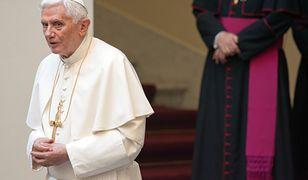 Swoje przemyślenia Benedykt XVI zawarł w liście do rabina