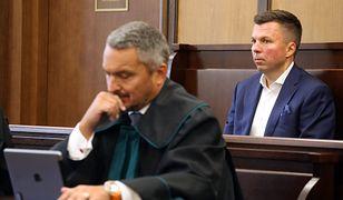 Sąd nie widzi przestępstwa w liście Marka Falenty o ułaskawienie