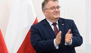 Prezydencki minister Andrzej Dera potwierdził, że wniosek Falenty o ułaskawienie bada prokuratura
