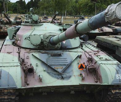 Czołgi T-72 zostaną wyremontowane. Wojsko sięgnie nawet po rezerwy Agencji Mienia Wojskowego.