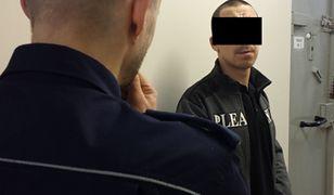 Obywatel Ukrainy pracował jako kurier. Ukradł 69 paczek