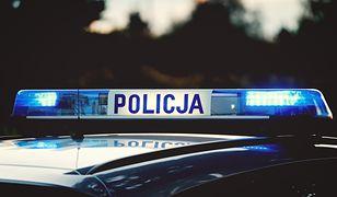 Poważny wypadek podczas policyjnej kontroli. Ukraińscy kierowcy pijani