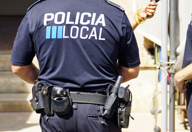 Zamieszki imigrantów w hiszpańskim kurorcie