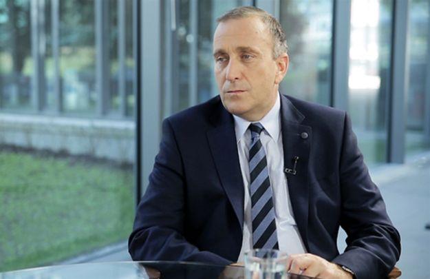 Grzegorz Schetyna: na dzisiaj koalicja PO-PiS - niemożliwa