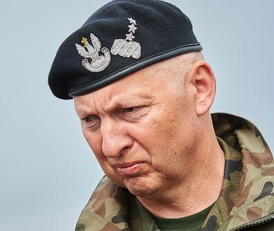Mirosław Różański był dowódcą generalnym rodzajów sił zbrojnych w latach 2015–2016