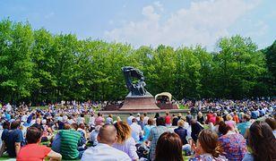 Koncerty Chopinowskie od 13 maja do 30 września