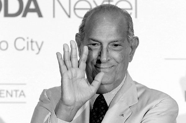 Oscar de la Renta nie żyje
