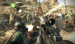 """Seria """"Call of Duty"""" to zawsze walka z terroryzmem i tyranią."""